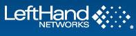 Lefthand Networks logo