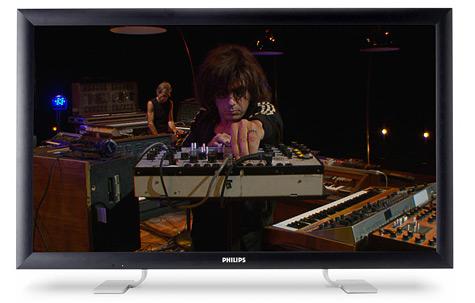 Philips 56 inch 3d-tv