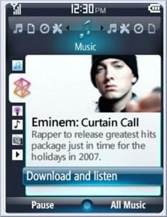 Software Zune komt in Windows Mobile