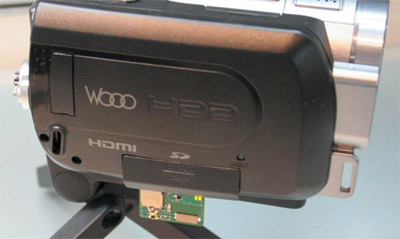 Hitachi streaming hd-camcorderprototype