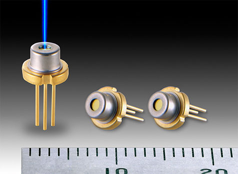 Sanyo blu-ray laserdiode