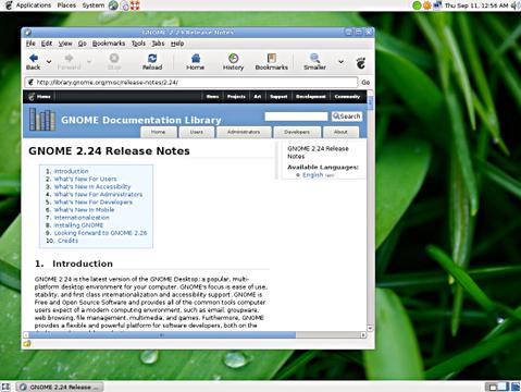 Gnome 2.24 desktop (481 pix)