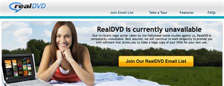 Realdvd niet meer te koop