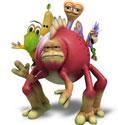 Creature uit Spore