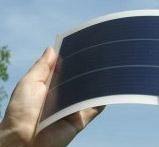 Flexibele zonnecel