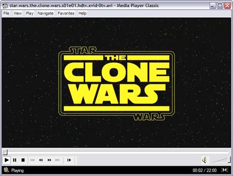 Media Player Classic screenshot (481 pix)