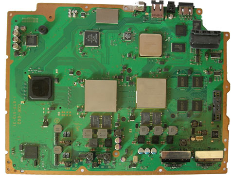 PS3 moederbord