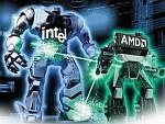 Intel versus AMD robots