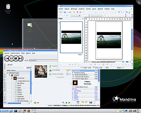 Mandriva Linux 2009.0
