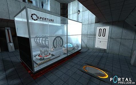 Portal Prelude screenshot