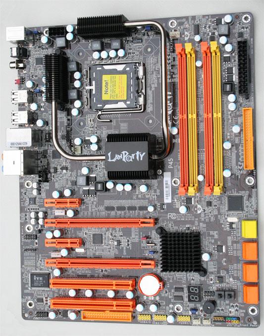 DFI P45 T2RS