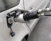 Waterstof tanken