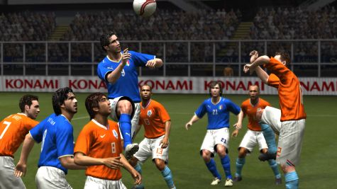 PES 2009 review