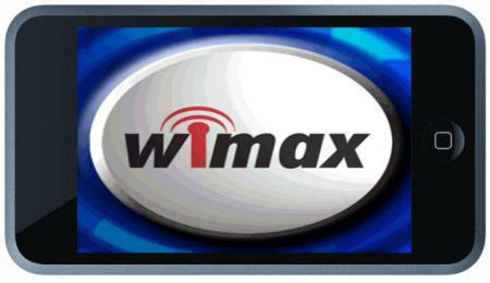 Wimax op iPod Touch