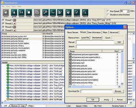 Newsreactor 2008