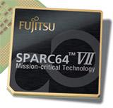 Sparc64 VII Fujitsu