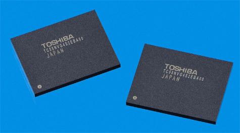 Toshiba slc flash 16Gb 43nm