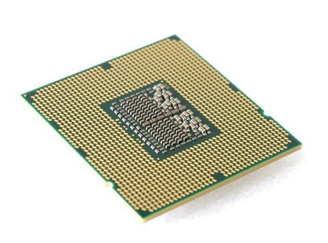 Core i7 onderkant processor