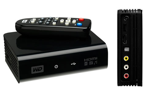 WD HD TV Media Player