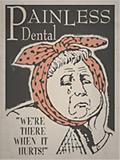 Bioshock ingame tandarts reclame
