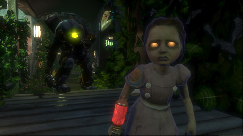 Bioshock PS3 screenshot