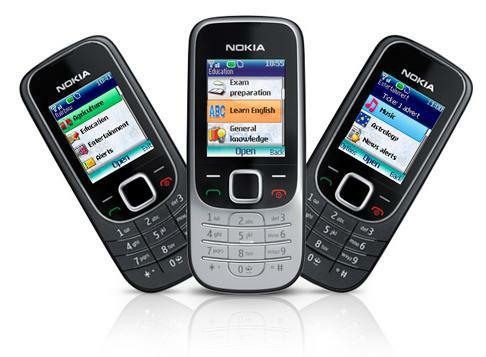Nokia 2323 en 2330 Classic