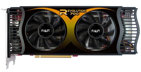 Palit Revolution 700 Deluxe 4870 X2 2GB