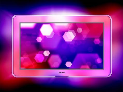 Philips Aurea II lcd-tv