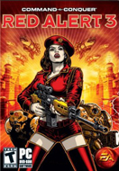 Box Command & Conquer: Red Alert 3