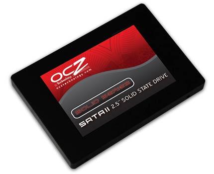 OCZ Solid Series ssd