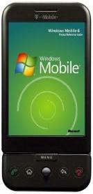 T-Mobile G1 met Windows Mobile