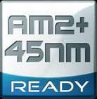 Socket AM2+ 45nm