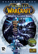 Packshot World of Warcraft: Wrath of the Lich King