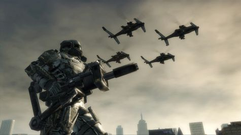 Endwar screenshot