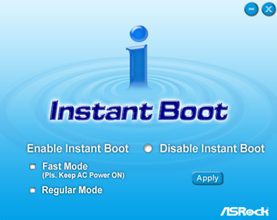 Instant Boot 3