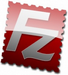 FileZilla 3 logo (fancy, 75 pix)