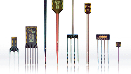 Neuronexus elektrodes