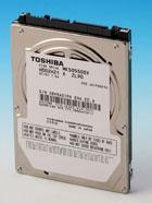 Toshiba 500GB-notebookschijf