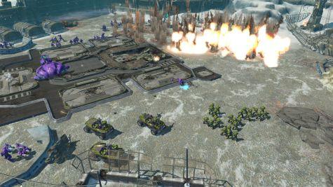 Halo Wars screenshot
