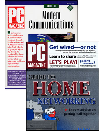 Oude PC Magazines