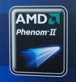 AMD Phenom II logo