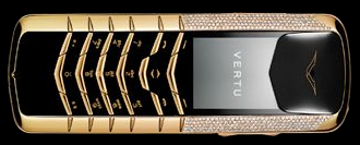 Nokia Vertu Diamonds