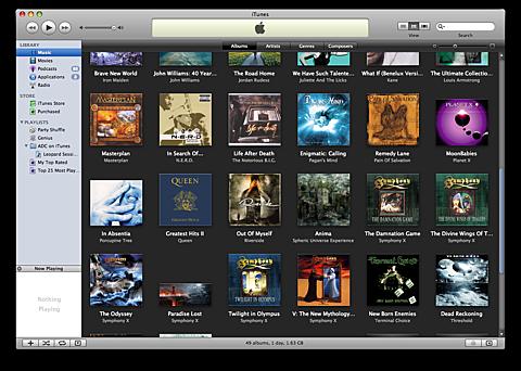 Apple iTunes 8.0.2