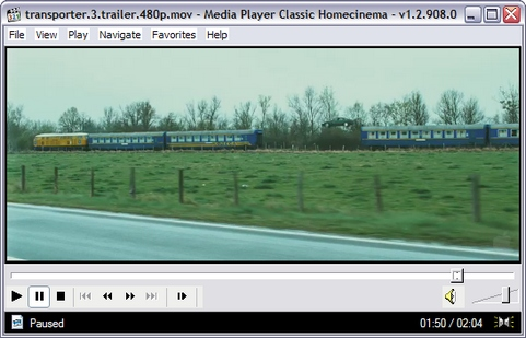 Media Player Classic Homecinema 1.2.908.0 screenshot (481 pix)