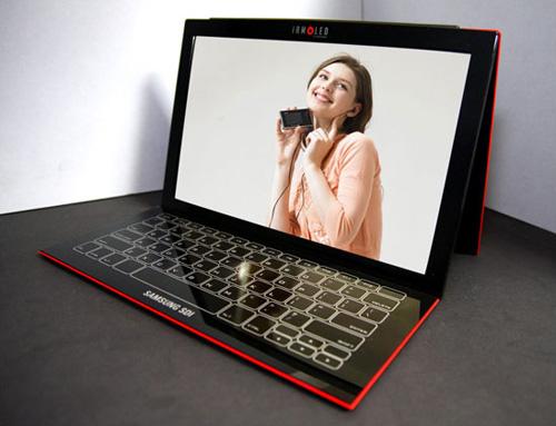 Samsung oled notebook