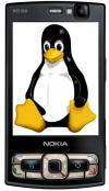 Nokia N95 8GB met Linux