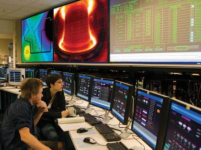 MIT controlekamer fusiereactor