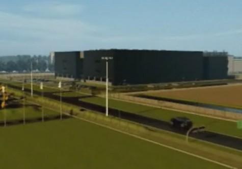 Cybercenter Almere KPN