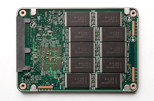 Intel X25-M pcb