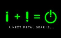 Metal Gear teaser